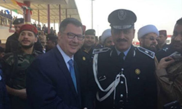 U.S. Consulate Basrah congratulates all Iraqi Police Forces