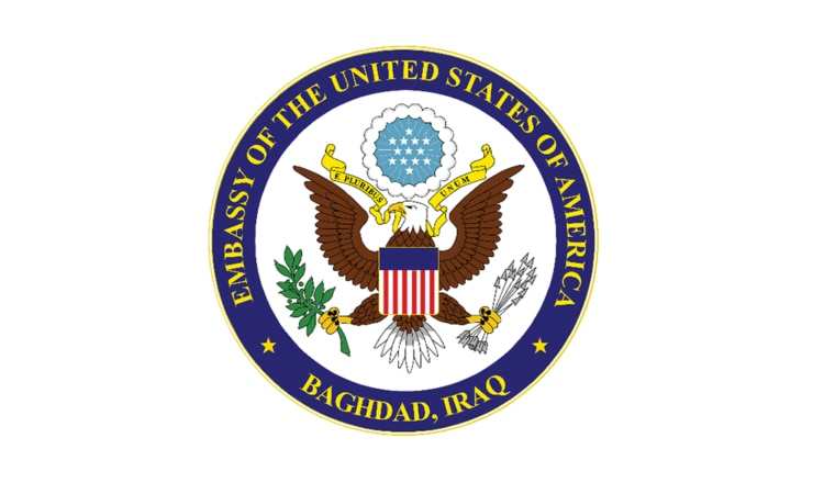 Official list of embassies from the U.S. Department of State