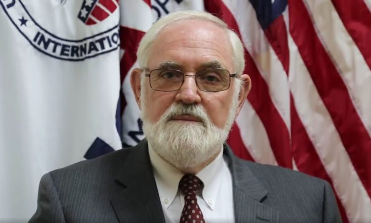 USAID Counselor Thomas H. Staal